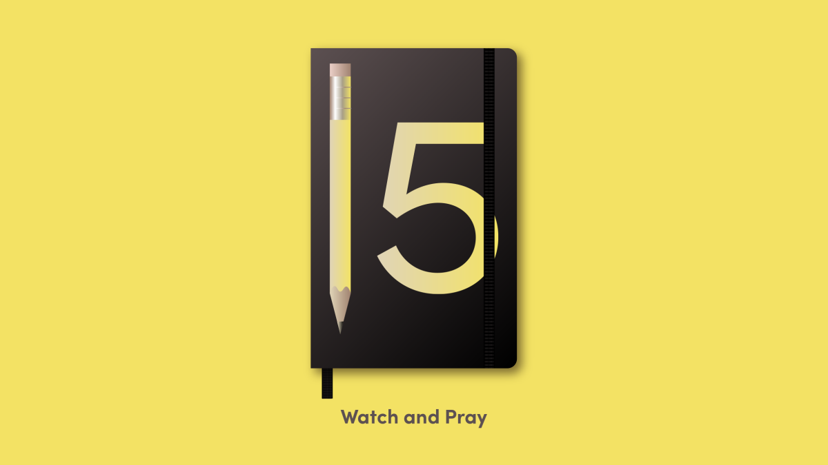 Act 15: Watch and Pray