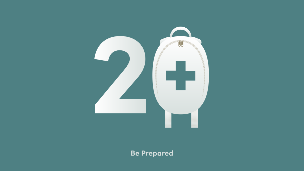 Act 20: Be Prepared