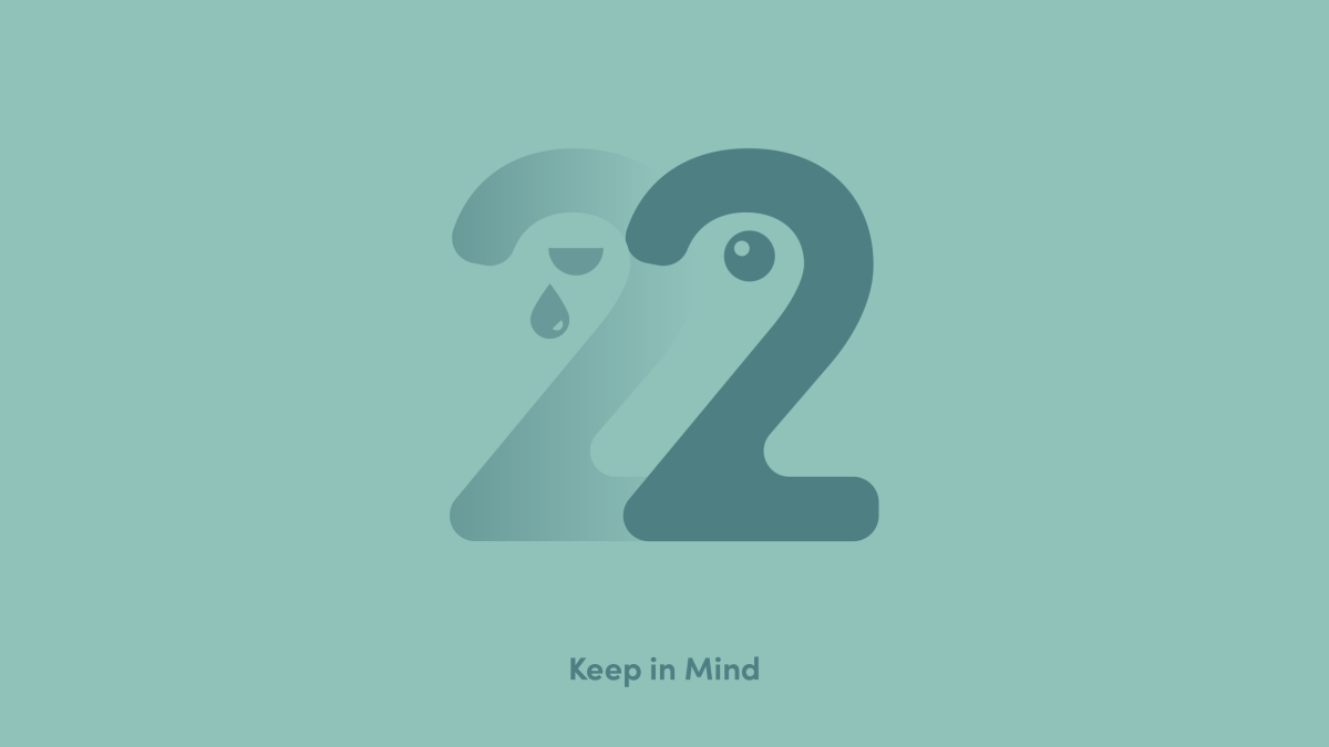 Act 22: Keep in Mind