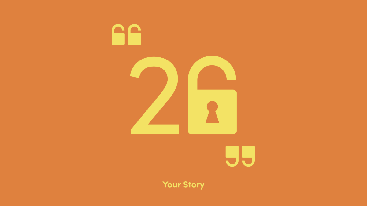 Act 26: Your Story