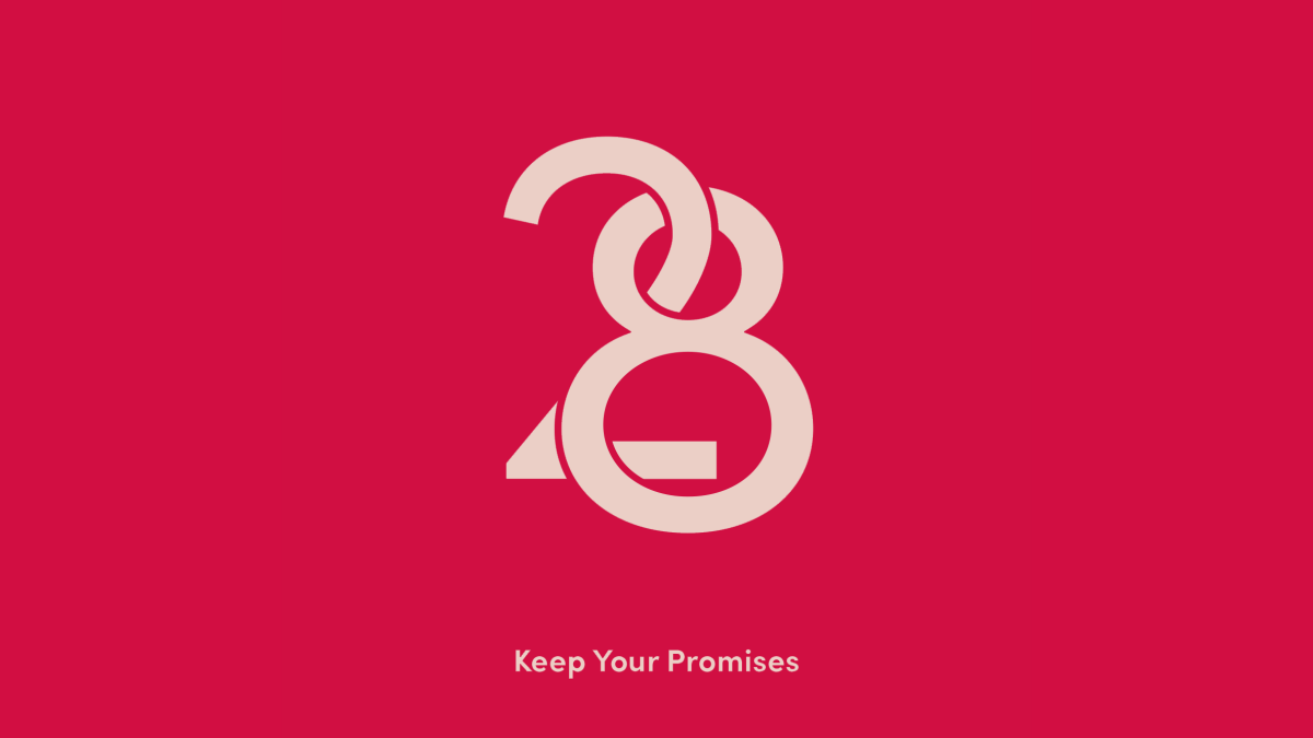 Act 28: Keep Your Promises