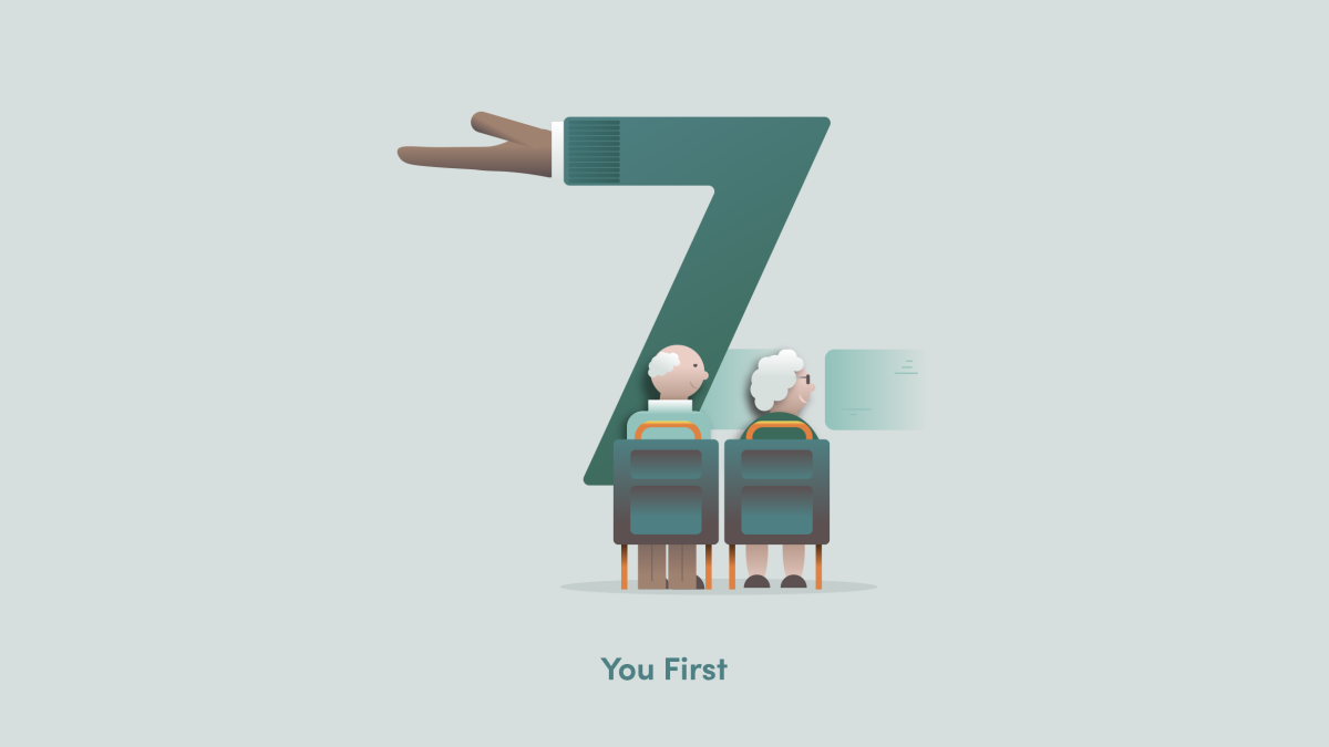 Act 7: You First