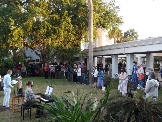 2021 Easter Sunrise Service Photo Gallery