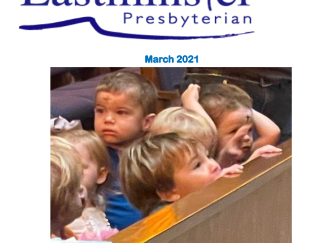 March 2021 EPC NEWSLETTER