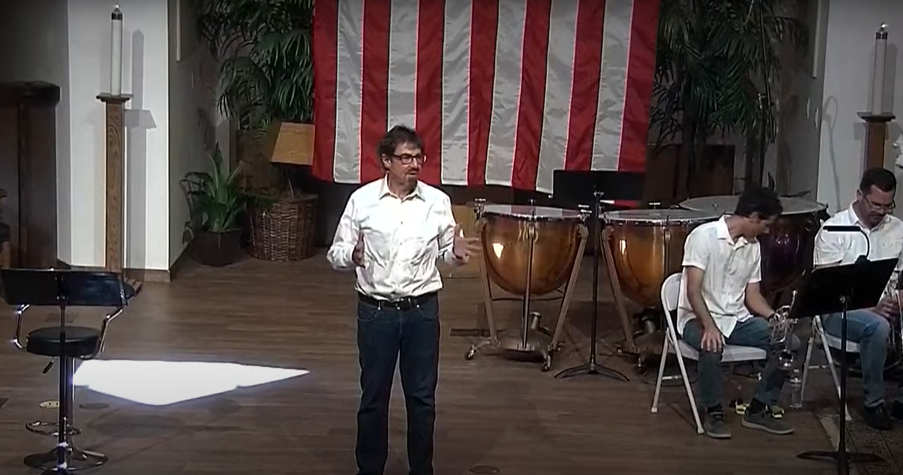 4th of July Salute to America Worship Service